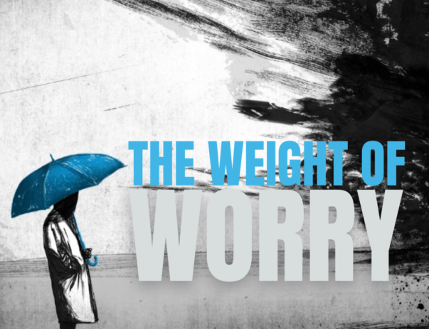 The Weight of Worry - sq